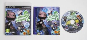 Little BIG Planet 2 Playstation 3 PS3 (mit OVP booklets) - Austria, Österreich - Little BIG Planet 2 Playstation 3 PS3 (mit OVP booklets) - Austria, Österreich