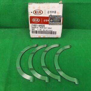 For Toyota Hilux LN106 LN107 LN111 Crankshaft Thrust Bearings 3L