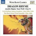 Dragon Rhyme (CD, Sep-2012, Music & Arts)