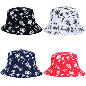 a45105147a5 Image is loading Unisex-Bucket-Hat-Boonie-Hunting-Fishing-Outdoor-Cap-