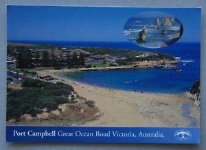 Port-Campbell-Great-Ocean-Road-Victoria-Australia-Postcard-P225