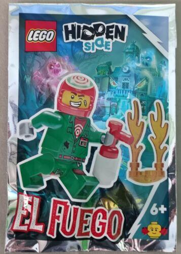 LEGO Hidden Side EL FUEGO 792004  polybag Minifigure