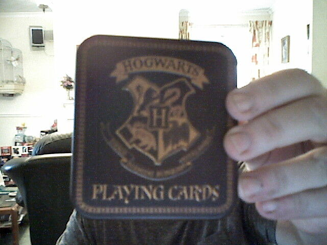 HARRY POTTER HOGWARTS PLAYING GIFT CARDS IDEAL BIRTHDAY FREE UK POST F3d87c