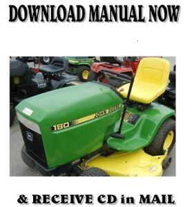 how to repair a john deere riding lawn mower