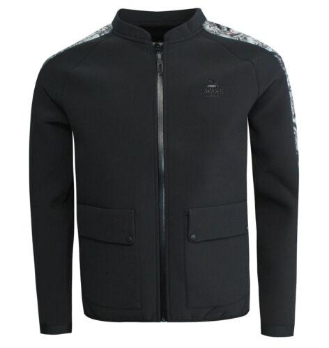 Puma x Swash London Tech Mens Full Zip Track Top Jacket Black 569338 02 PO