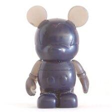 "Disney Parks Clear Series Black Vinylmation 3"" Figure"