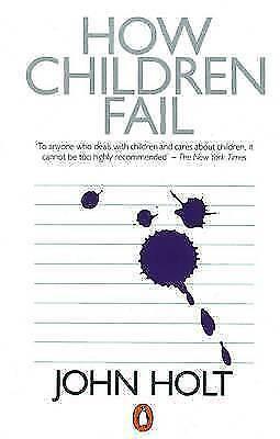 How Children Fail-ExLibrary