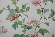Colefax & Fowler curtain/upholstery fabric design Chantilly F114/03 1.1 metres