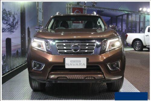 Chrome Door Handle Bowl Insert Cover For Nissan Navara Np300 2015 18 Truck V5
