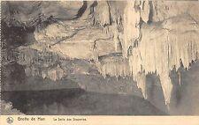 Br36002 Grottes de Han La Salle des draperies   Belgium