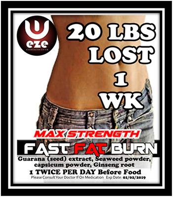 eze health fast fat burn reviews)
