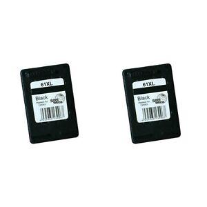 2x-Ink-Cartridges-for-HP-61-XL-Envy-4500-4504-5530-Officejet-2620-4630-printer