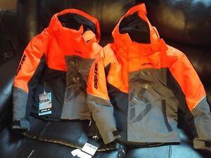 Ski-Doo-BRP-Can-AM-RPM-X-Team-NEW-Snowmobile-Jacket-Winter-Coat-Medium