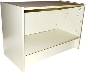 IKEA Effektiv Bodenelement aus dem alten System in Buche