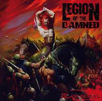 LEGION OF THE DAMNED Slaughtering 2DVD+CD Set Digipak ( 200634 )    Thrash Metal