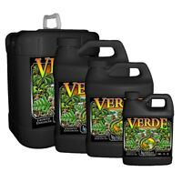 Humboldt Nutrients Verde - Variation Ad - Hydroponic Grow Supplement Fertilizer