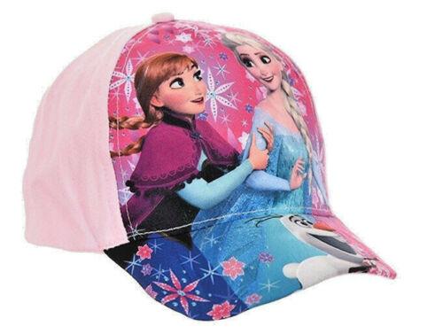 Official Disney Frozen Baseball Caps Summer Hats 52-54 cms//Frozen Socks 3 PAIRS