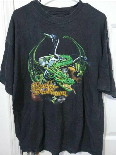 Harley davidson Dragon T Shirt