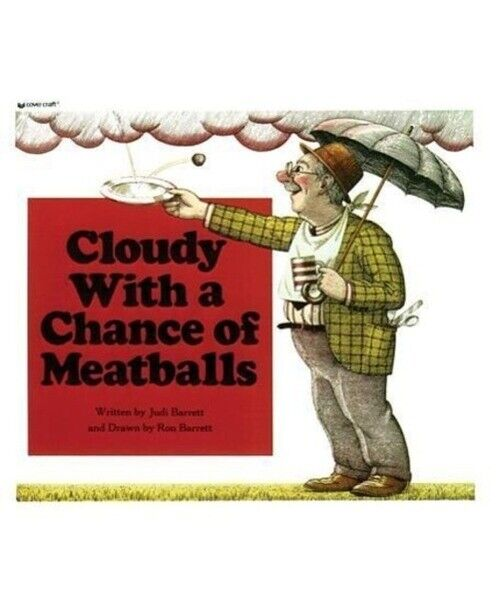 "Judi Barrett ""Cloudy with a Chance of Meatballs"""