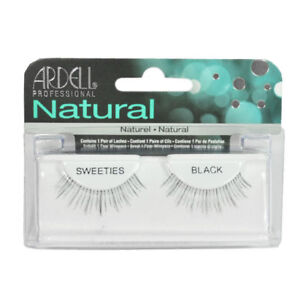 3f24e90dc0a Image is loading Ardell-Natural-Sweeties-Black-Eyelashes