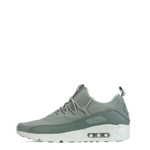 buy online d7c04 f4240 Details about Nike Air Max 90 EZ Men's Trainers, Clay Green/Mica green