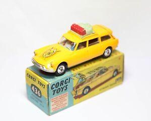 Corgi-436-Citroen-Safari-ID-19-In-Its-Original-Box-Near-Mint-Vintage-Original