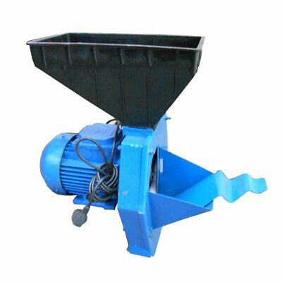 ELECTRIC Feed mill grinder Corn grain oats wheat hay straw Crusher Elikor 7