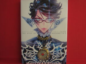 Image Is Loading BAYONETTA 2 Official Art Book THE EYES OF