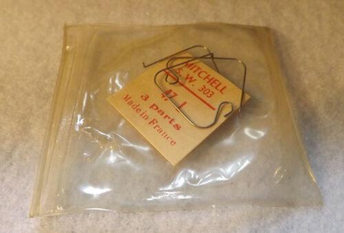 3 NOS Garcia Mitchell 303 403 FISHING REEL Anti Reverse Dog Springs 81340