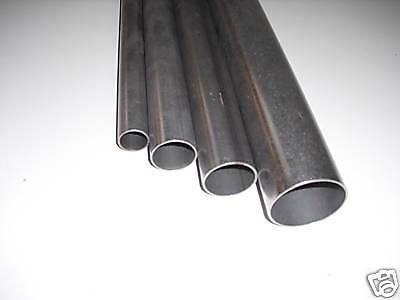 6 Stück 200 mm lang Stahlrohr 10x1,5 mm