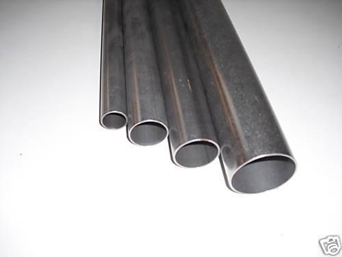 1 Stück 250 mm lang Stahlrohr 30x1,5 mm