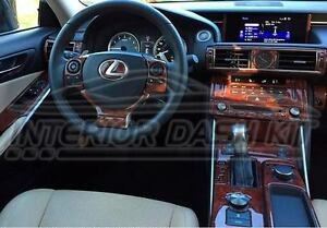 Lexus gs 350 gs350 gs 450h gs450h interior wood dash trim kit set image is loading lexus gs 350 gs350 gs 450h gs450h interior sciox Images