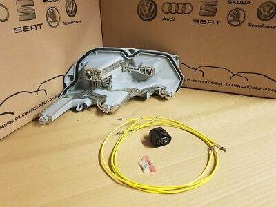 Genuine Audi TT 8J MK2  Right Rear Tail Light Lamp Bulb Holder Circuit Board