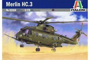 ITALERI-1316-1-72-Merlin-HC-3