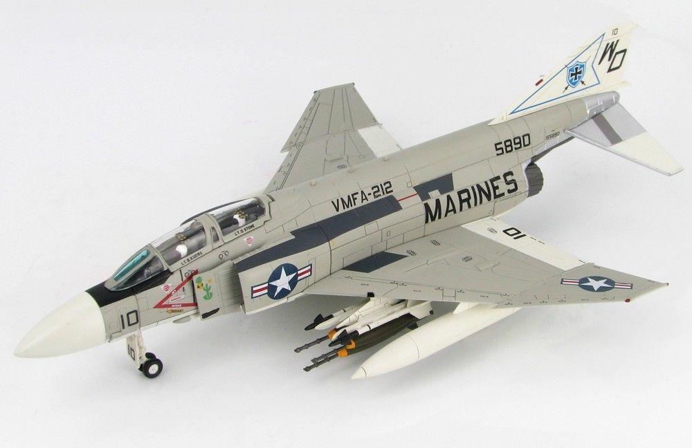 Hobby Master HA1997 - F-4J Phantom 11, VMFA-212 Lancers, US Marine Corps