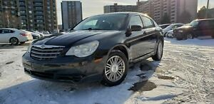 2008 Chrysler Sebring 2008 Chrysler Sebring 4dr Sdn LX FWD, Clean Car, Low KM. Certified