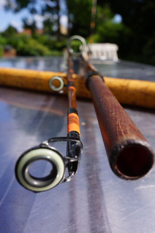 Fiskestang, QUALTACK