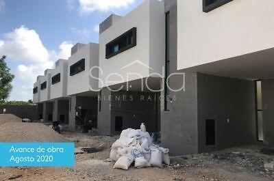 Última Casa en venta tipo Townhouse al norte de Mérida con INFONAVIT