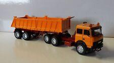 Oldcars   IVECO  330  Baustellen-Sattelzug   ,1/43