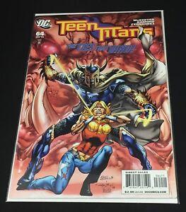 Teen-Titans-64-DC-High-Grade-FREE-Shipping