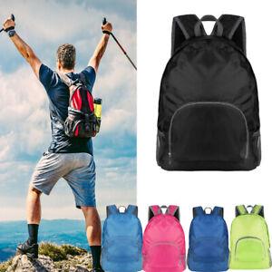 Sports-Backpack-Hiking-Rucksack-Men-Women-Unisex-Schoolbags-Satchel-Bag-Handbag