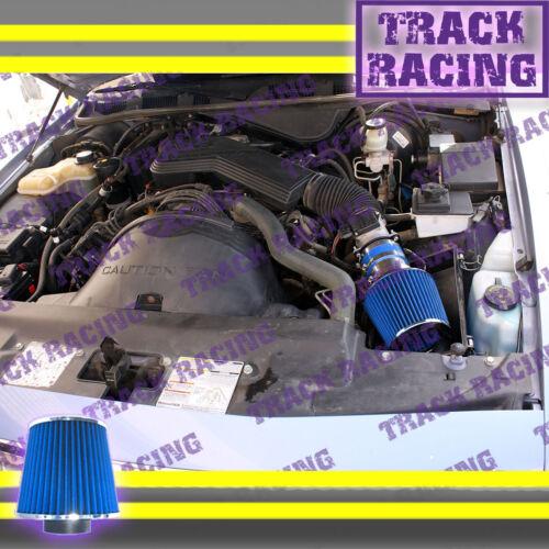 92-95 FORD CROWN VICTORIA LINCOLN TOWN CAR MERCURY 4.6L AIR INTAKE KIT Blue
