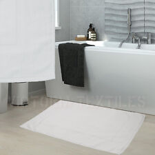 *Super Soft & Absorbent 100% Egyptian Cotton Bathroom / Kitchen Mat Rug 875GSM *
