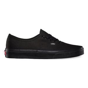 Vans-Off-The-Wall-034-Authentic-034-Sneakers-Black-Black-Unisex-Skate-Vulc-Shoes