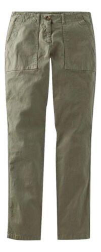 Women/'s Ex Boden Lizzie Cotton Chino Style Trousers Size 6-22 RRP £59.50