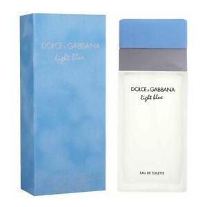 Light-Blue-Perfume-Dolce-amp-Gabbana-Women-Eau-De-Toilette-Spray-1-7-3-4-6-7oz-EDT