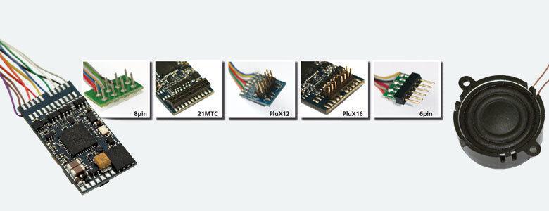 ESU 54400 LokSound V4.0 - H0 - Selbstprogrammieren mit 8-pol. NEM652 Schnittstel