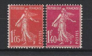 FRANCOBOLLI-1924-26-FRANCIA-SEMINATRICE-MLH-Z-4104