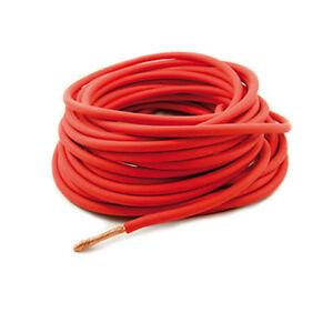 CABLE-ELECTRIQUE-H05V-H07V-ROUGE-6-mm2