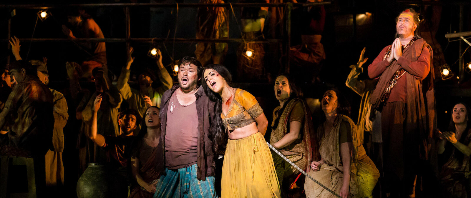 Lyric Opera of Chicago presents The Pearl Fishers Chicago